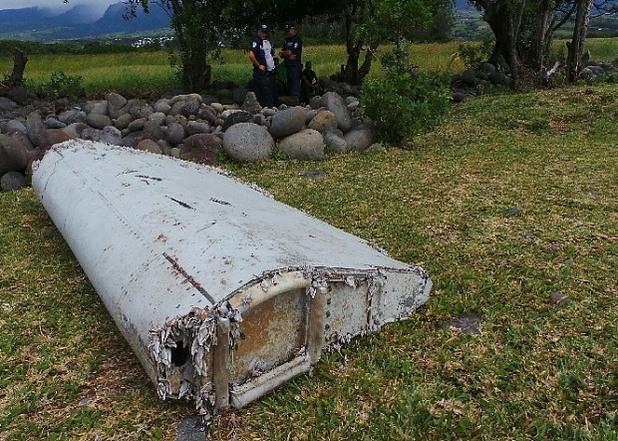 Намери са останки от MH370