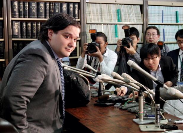 марк карпелес бивш ръководител на фалиралата bitcoin борса mt. gox