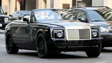 най-скъпите коли в холивуд