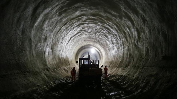 Подземният живот на Лондон