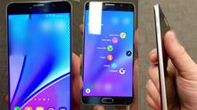 Първи снимки от новия Samsung Galaxy Note 5
