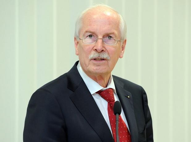 харалд ранге, бивш главен прокурор на германия