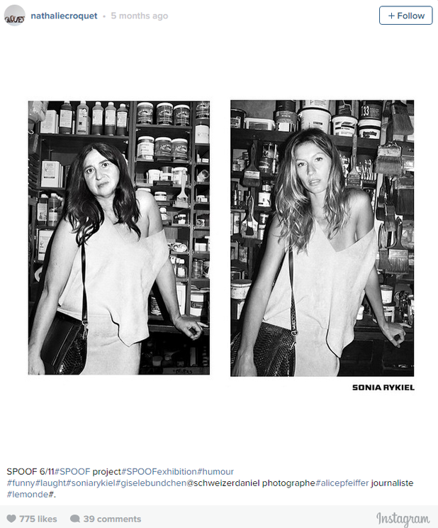 Nathalie Croquet, реклами