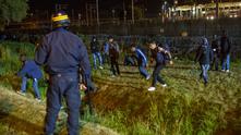 Мигрантска криза в Кале