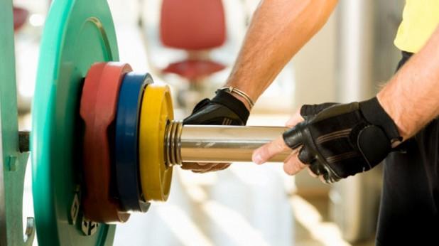 тренировка, упражнения, лежанка