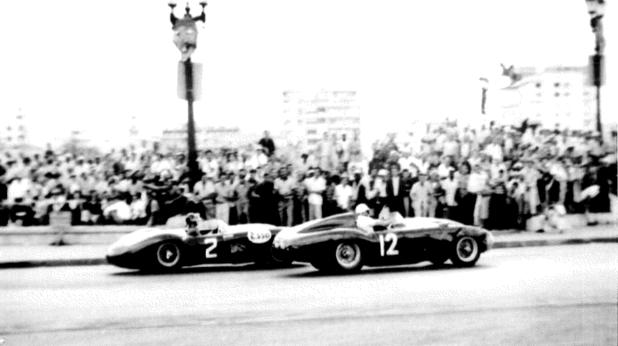 куба 1957