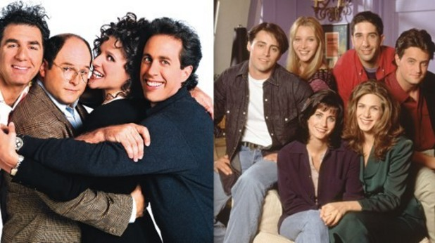 seinfeld vs. friends