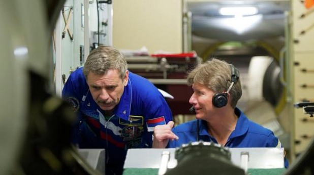 Руски астронавти в открития Космос