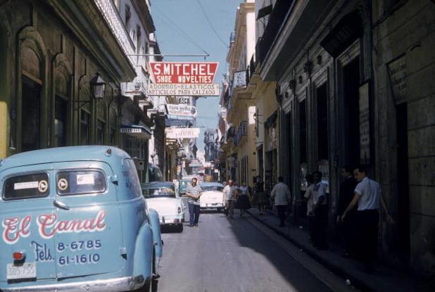 Хавана, Куба - 1950г.