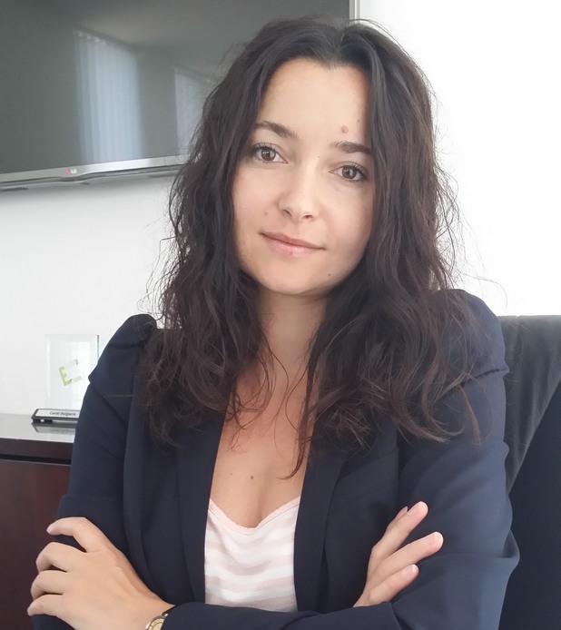 Милена Мишинева, Мениджър на Amnet България