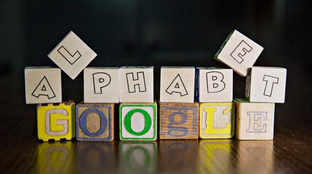 Google стана Alphabet