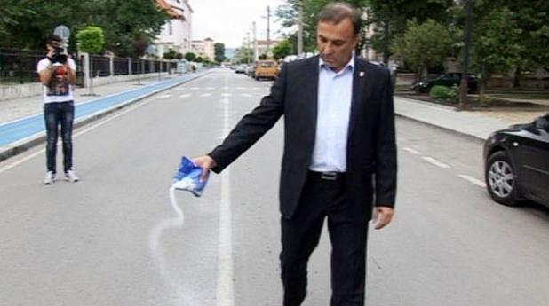 николай грозев, кмет на нова загора