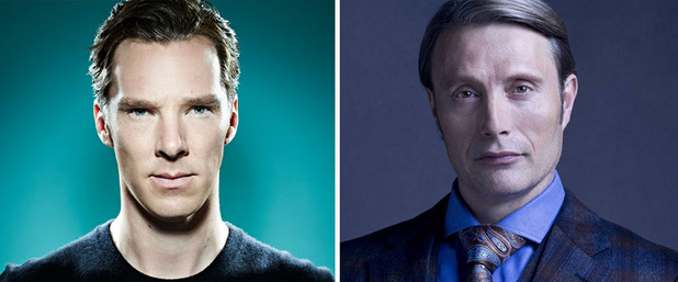 Benedict Cumberbatch / Mads Mikkelsen
