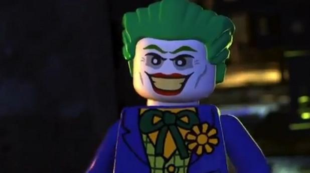 лего жокер