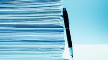 бюрокрация, бумащина, документи, химикалка