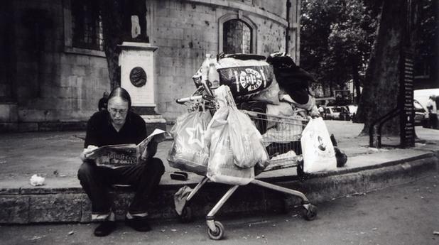 бездомни фотографи