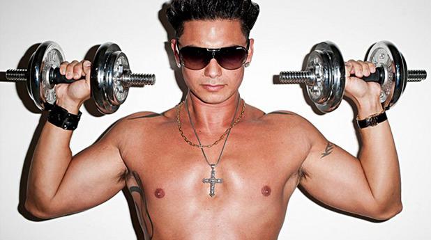 фитнес, дразнещи типажи