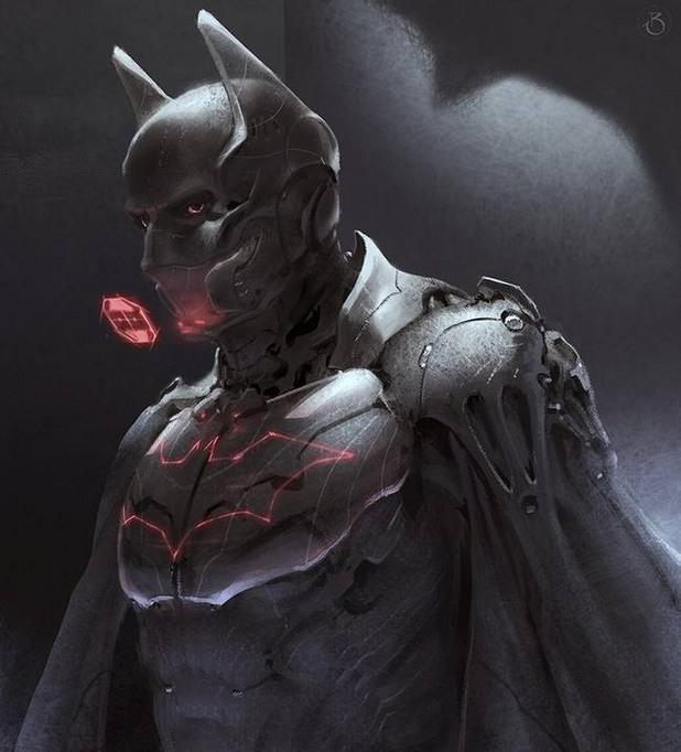 батман през историята