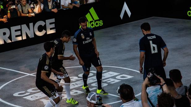 adidas, трети екипи