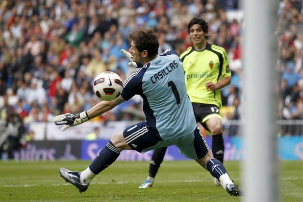 Реал Мадрид - Сарагоса
