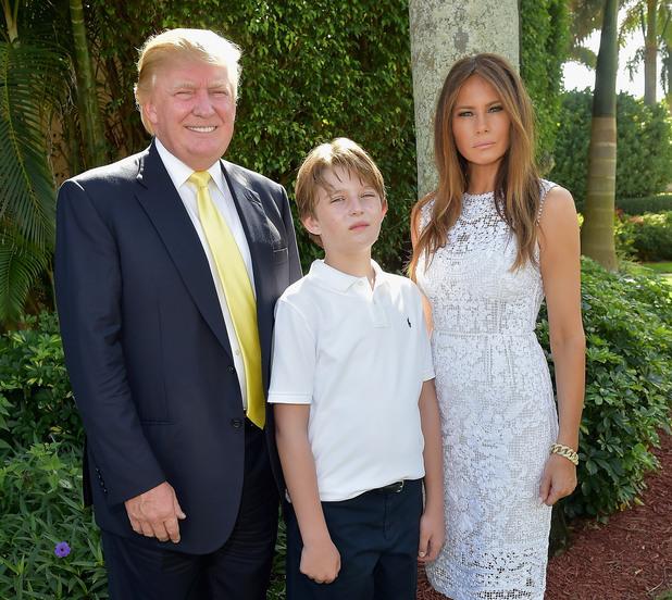 семейство тръмп