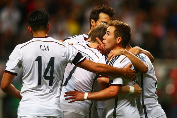 Германия - Полша 3:1