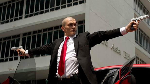 Hitman Agent 47 movie