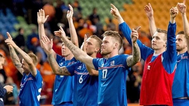Исландия се класира на европейски футболни финали за първи път в историята си (за Евро 2016)