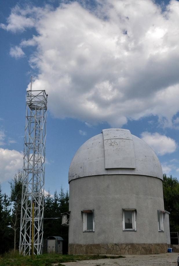 рожен, обсерватория