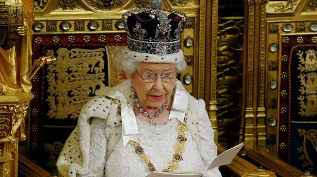 кралица елизабет, елизабет втора
