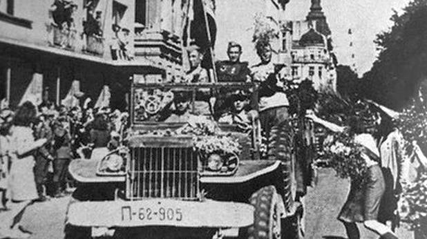 след преврата на 9 септември 1944