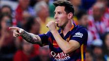 Барселона - Атлетико Мадрид 2-1