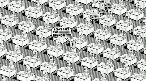Карикатури на Стийв Кътс