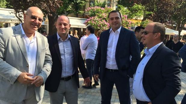 """Коалиция """"Реформатори и Патриоти - решението за Варна"""" и подкрепиха кандидатурата на Чавдар Трифонов за кмет на града."""