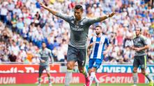 Роналдо - 229 гола за Реал, подобри рекорда на Ди Стефано (227) и Раул (228)
