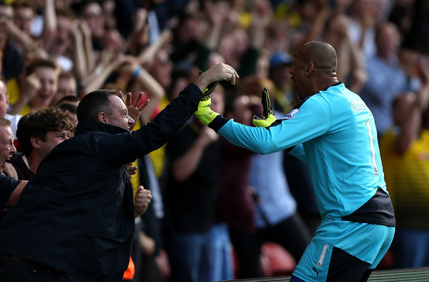 Уотфорд - Суонси 1:0
