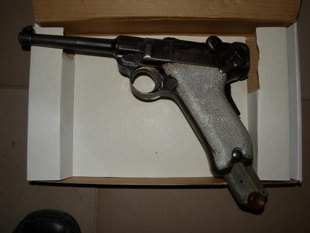 конфискуван ретро-арсенал в монтана