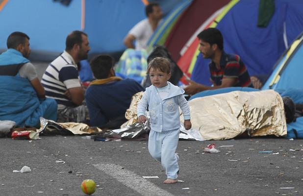Бежанци в Хърватия