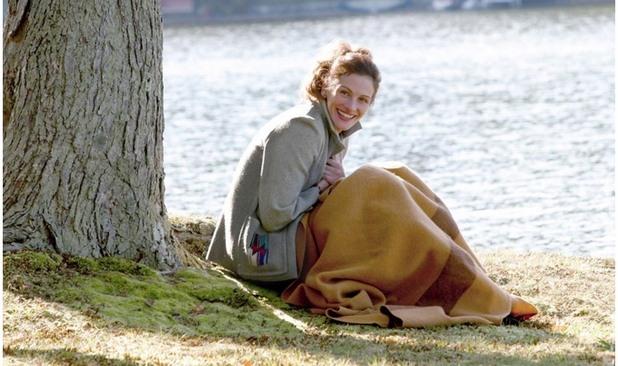 усмивката на мона лиза, джулия робъртс