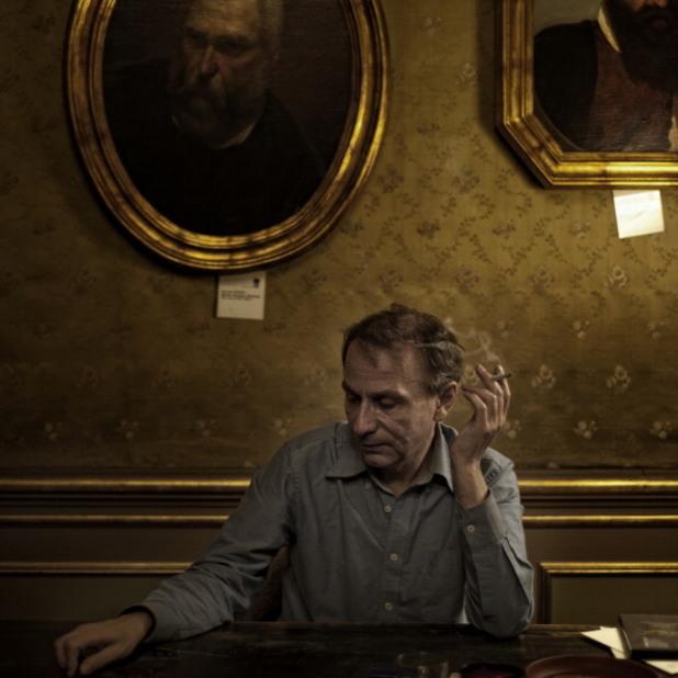 френският писател мишел уелбек