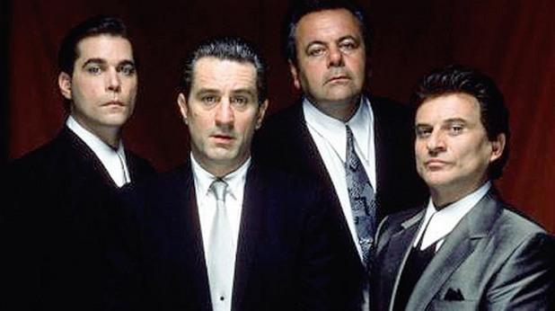 гангстери в киното