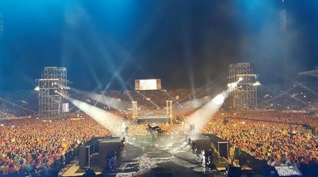 Концерт на Слави на Националния стадион