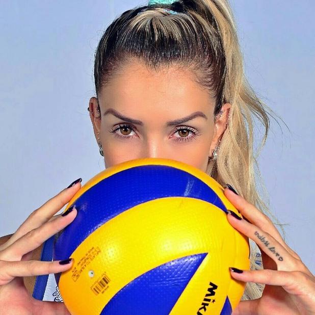 таиса менезеш, волейбол, бразилия