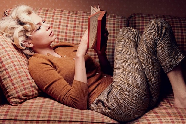 книга, жена, чета