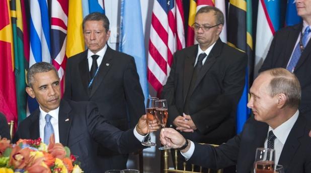 Обама и Путин говорят: светът гледа с надежда