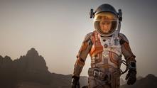 мат деймън, марсианецът