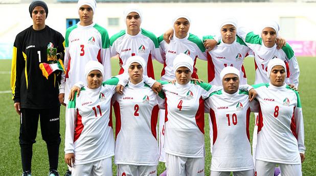 иран футбол