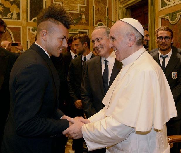 Папата с Ел Шаарауи