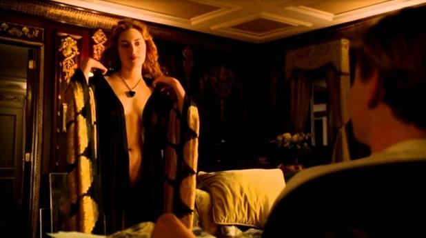 Кейт Уинслет в Титаник