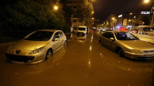 Наводнение във Франция